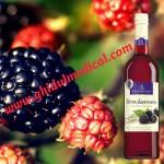 Vinul de mure - www.ghidulmedical.com