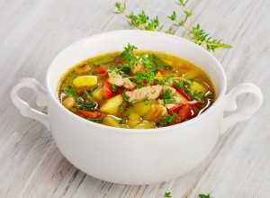 Quick-Eight-Vegetable-Soup